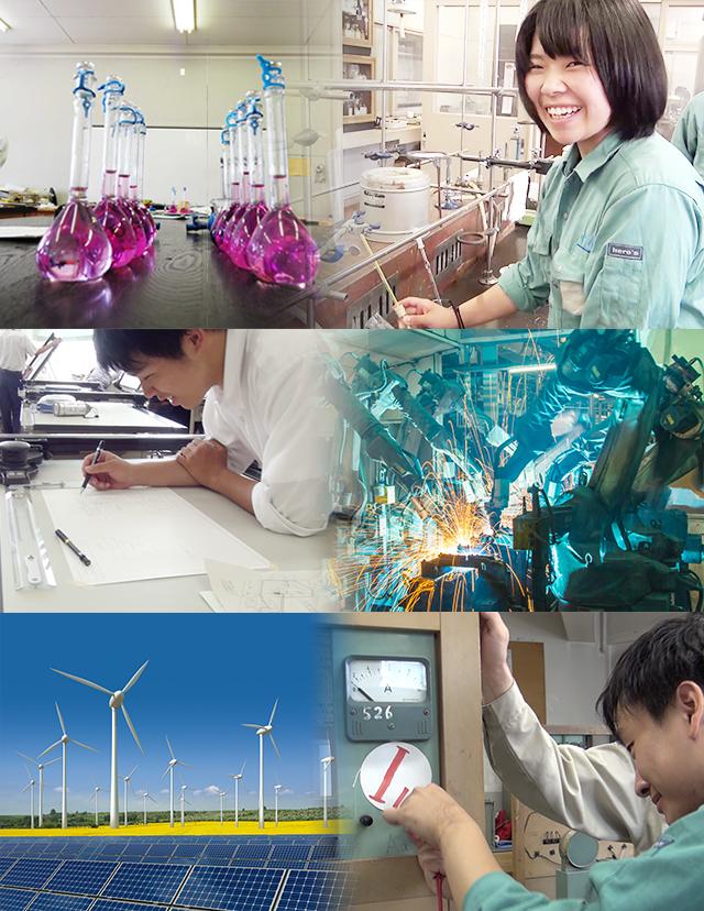 MONOZUKURI PROFESSIONAL「普通」を超えた工業高校へ。