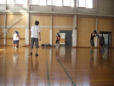 ボクシング合宿4